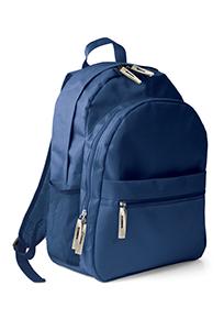 17da357b55 Tasca frontale con velcro e ulteriore tasca con zip, tasca laterale in  rete, spallacci regolabili, schienale imbottito, maniglia, tira zip in  tessuto con ...