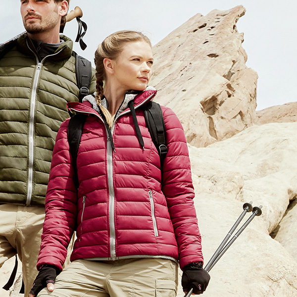 Active donna Padded Jacket