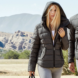 Active Donna Urban Padded Jacket